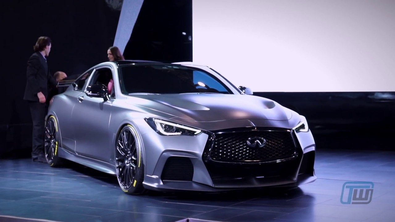 Infiniti Q60 Project Black S And Project 9 Unveiled At 2018 Cias