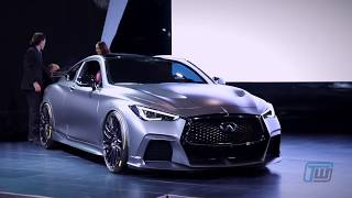 Infiniti Q60 Project Black S and Project 9 Unveiled at 2018 CIAS thumbnail