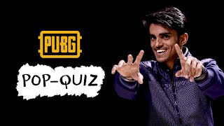 Maxtern plays the PUBG Mobile Pop-Quiz | 1Up Gaming