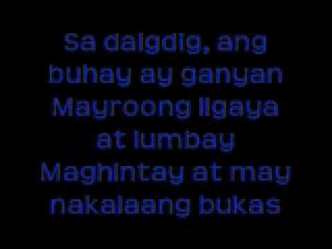 Asin - Panibagong Bukas Lyrics | Musixmatch