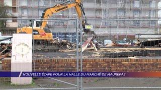 Yvelines | Nouvelle étape pour la halle du marché de Maurepas