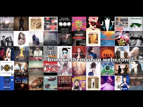 50 Songs -- BRINGMETHENEWYEAR 2013 Mega-Mashup