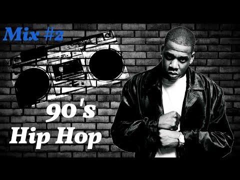 1 Hour 90's Hip Hop / Rap Classics (Mix #2)