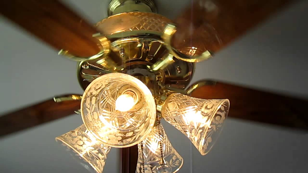 Crystal concord ceiling fan youtube crystal concord ceiling fan aloadofball Image collections
