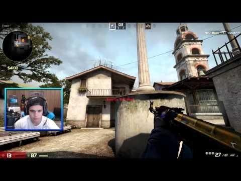 """PARTIDA CON MEGA JUGADA"" - Counter-Strike: Global Offensive #47 - sTaXx"