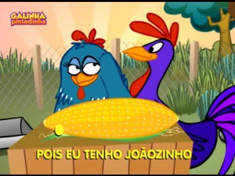 Galinha Pintadinha 3 Completo Hd Youtube