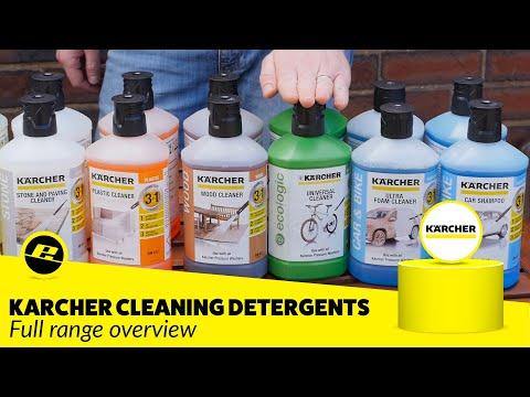 Karcher Cleaning Fluids