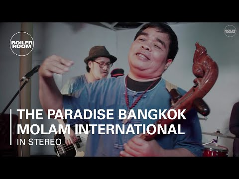 The Paradise Bangkok Molam International Band - Boiler Room In Stereo