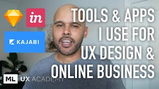 All the Tools and Apps I use for UX Design & Running My Online Business thumbnail