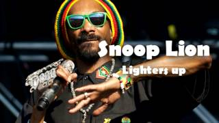 Snoop Lion Ft. Mavado & Pocaan Lighters Up Subtitulado Español