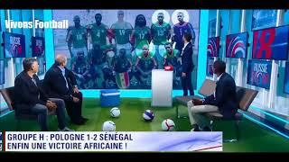 Pologne 1-2 Sénégal - Analyse après match - [Coupe du Monde 2018] (19/06/2018)