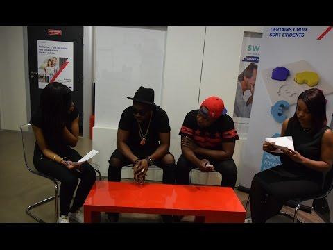 Le duo Ivoirien Force One parle de leur album, de l'Afrobeat, de Wizkid, olamide, R2bees, Josey etc.