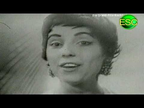 ESC 1957 Winner Reprise - Netherlands - Corry Brokken - Net Als Toen
