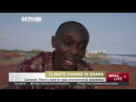 Ghanaian Youth Keen On Saving The Environment
