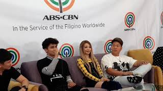 INIGO PASCUAL defines what a NICE GIRL is   MR. NICE GIRL