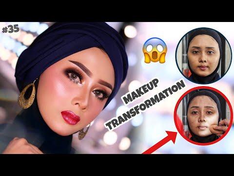 MAKEUP TRANSFORMATION #35 thumbnail
