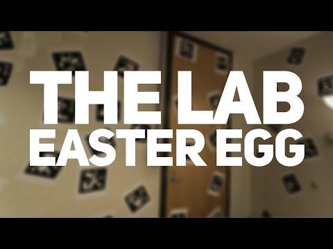 Ismerem ezt a helyet!   The Lab Easter Egg - HTC Vive