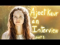 Ajeet Kaur Interview (1of2)🇬🇧