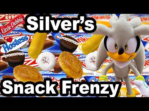 TT Movie: Silver's Snack Frenzy