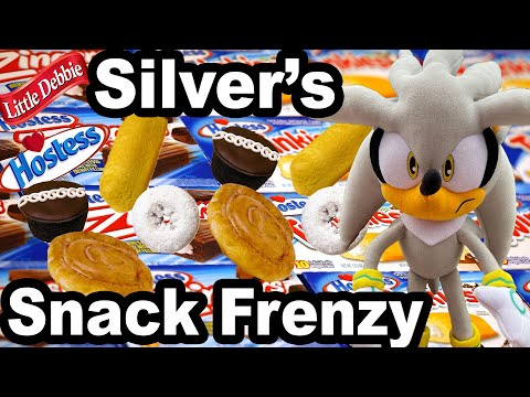 TT Movie: Silver's Snack Frenzy
