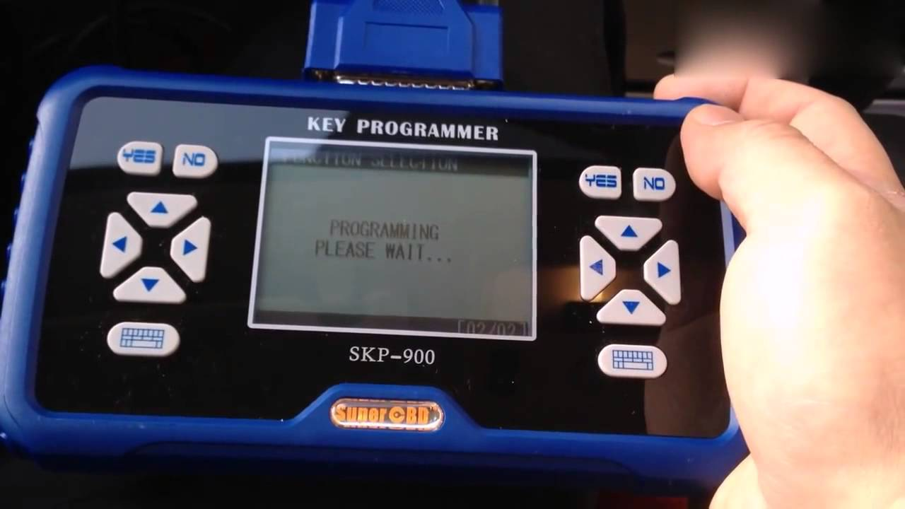 US$398 00 SuperOBD SKP-900 Key Programmer V5 0 SKP900 Free