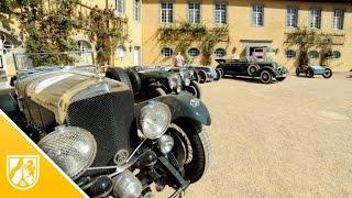 Classic Days 2018 - So war das 13. Oldtimer-Treffen auf Schloss Dyck in Jüchen