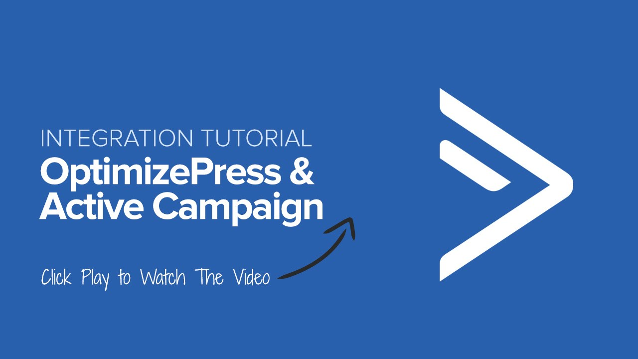 How to use ActiveCampaign & OptimizePress To Automate Your Marketing