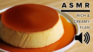 ASMR Baking: Rich & Creamy Flan •Tasty