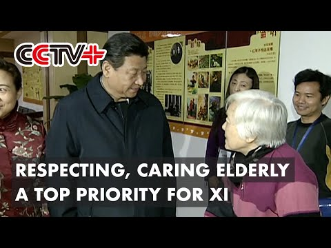 CCTV+: Respekt a péče o seniory jsou pro Siho nejvyšší prioritou