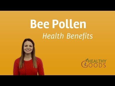 health-benefits-of-bee-pollen