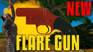 NEW Flare Gun! - Airdrop Madness | PUBG