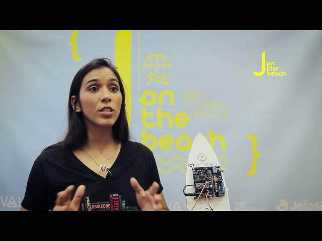 Yara Senger from GlobalCode Interview - JOTB16