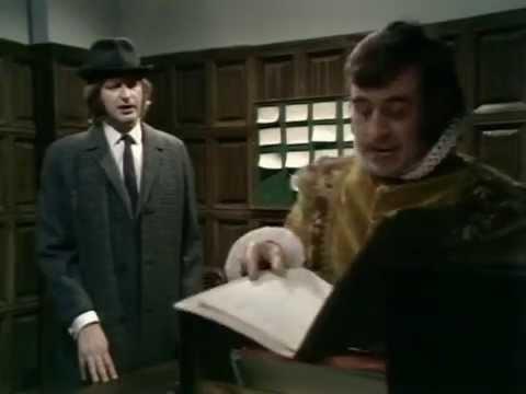 Monty Python - Tudor Jobs