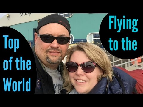 BIG ANNOUNCEMENT & flying to the top of the world! [Alaska Summer 2016 #9]