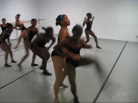 The Dance Connection Dance Academy-Jazz Funk Class