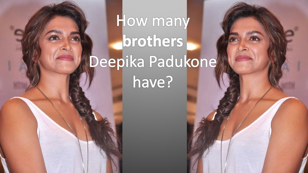 Download How many brothers Deepika have? (Deepika's Sister)