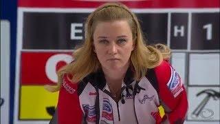 2016世界女子カーリング選手権 -予選リーグ第11戦- 日本 vs カナダ