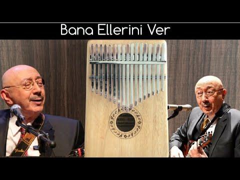 Özdemir Erdoğan - Pervane (Bana Ellerini Ver) |  Kalimba Relaxing Song [1 HOUR]