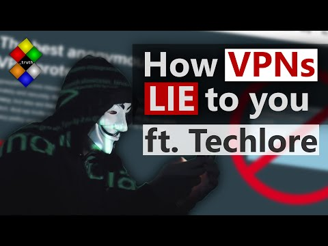 How VPN providers use common myths to trick you into using them ft. Techlore