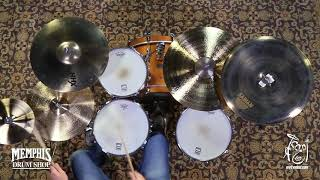 "Sabian 10"" AAX Splash Cymbal 265g (21005X-1091918A)"
