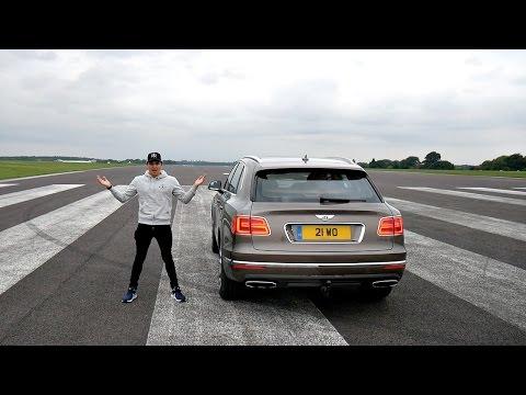 Pushing Bentley Bentayga To The LIMIT!!!