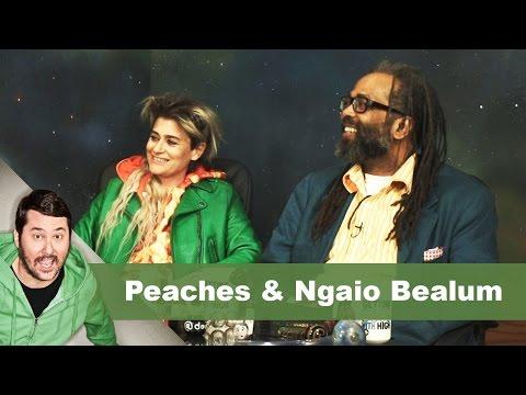 Peaches & Ngaio Bealum   Getting Doug with High
