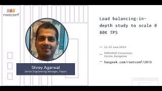 Load Balancing : an in-depth study to scale @ 80K TPS
