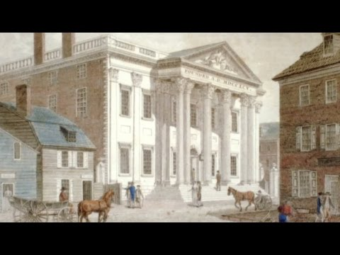 Segment 201: The First Bank of the United States