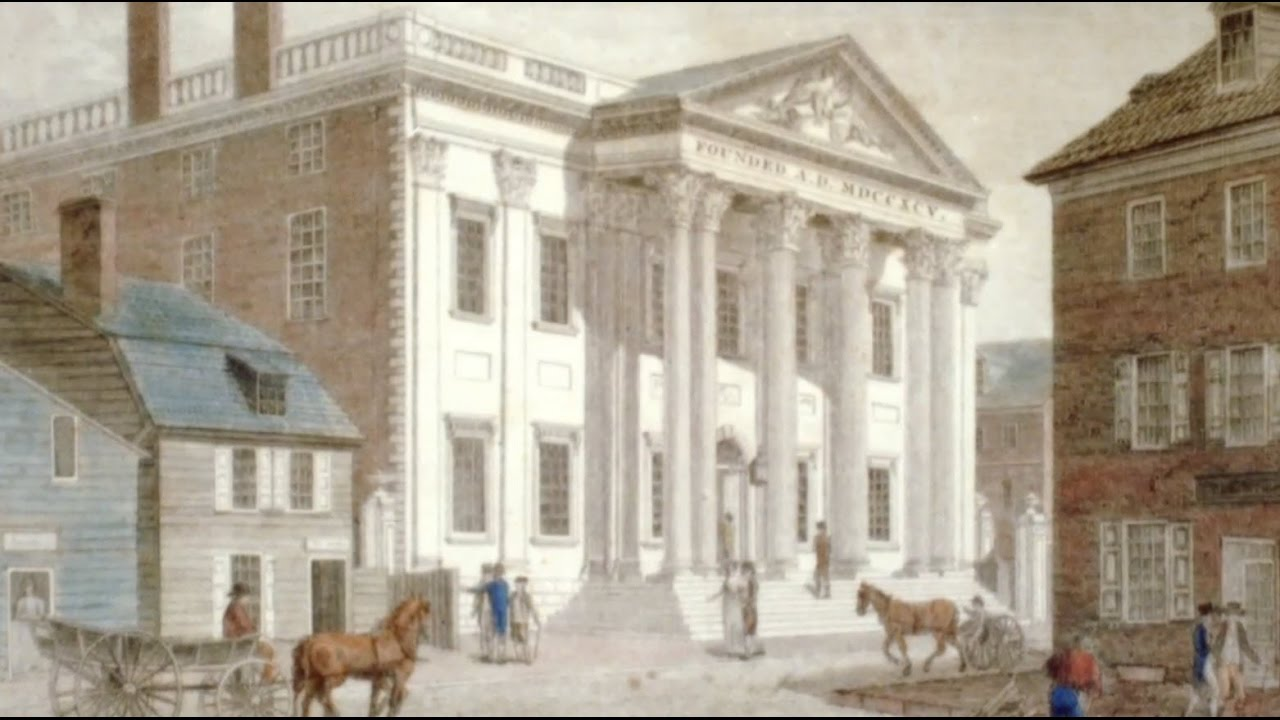 Segment 201: The First Bank of the United States - YouTube