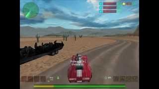 Interstate '82 Gameplay [1999, Activision, PC] (Part 1)
