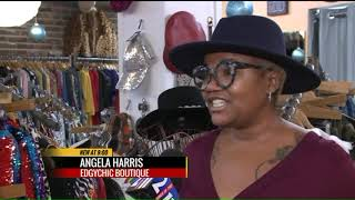 Florissant boutique owner warns public of credit card thief