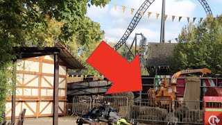 Thorpe Park FRIGHT NIGHTS Construction Update
