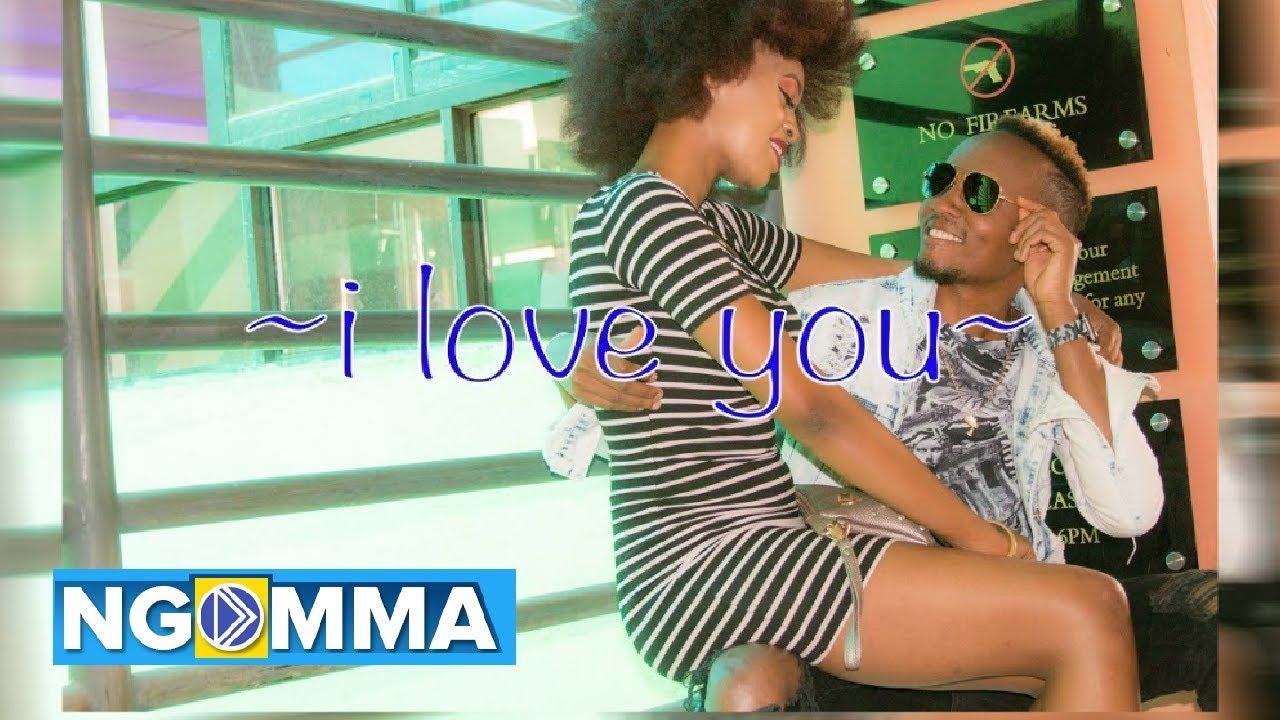 "ALEX KASAU KATOMBI - I LOVE YOU (OFFICIAL 4K VIDEO) Sms ""SKIZA 8547066"" TO 811"