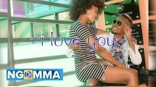 """ALEX KASAU KATOMBI - I LOVE YOU ( 4K) Sms """"SKIZA 8547066"""" TO 811"""